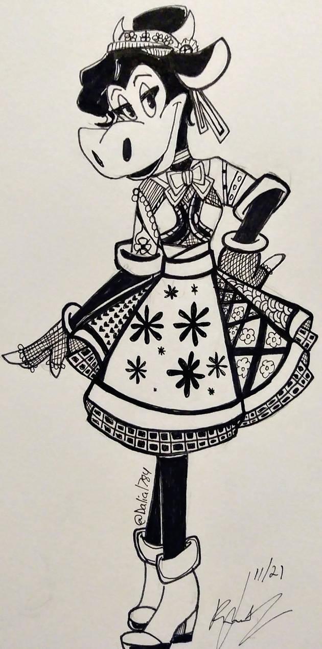 Clarabelle Cow - Pop Idol