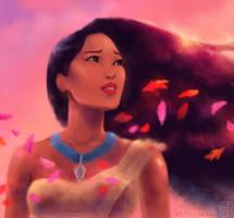 Pocahontas by venellah
