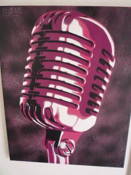 Commissioned mic