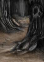 Skull by Woaicha