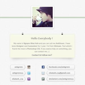 anhgreen123's Profile Picture