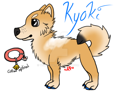 Kyoki Reference by yellow110
