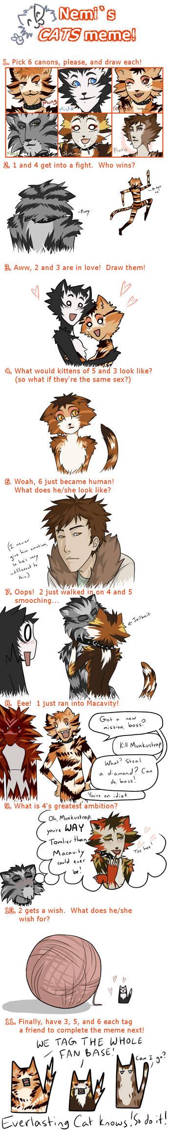 Nemi's CATS Meme