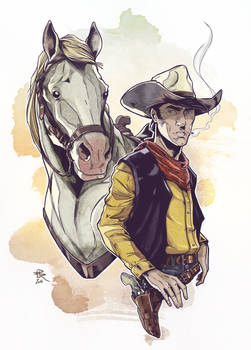 Lucky Luke - 70th Anniversary