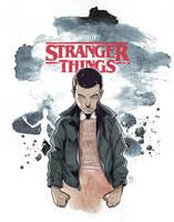 Stranger Things by LudoDRodriguez