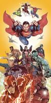Marvel/DC: Heroes Assemble