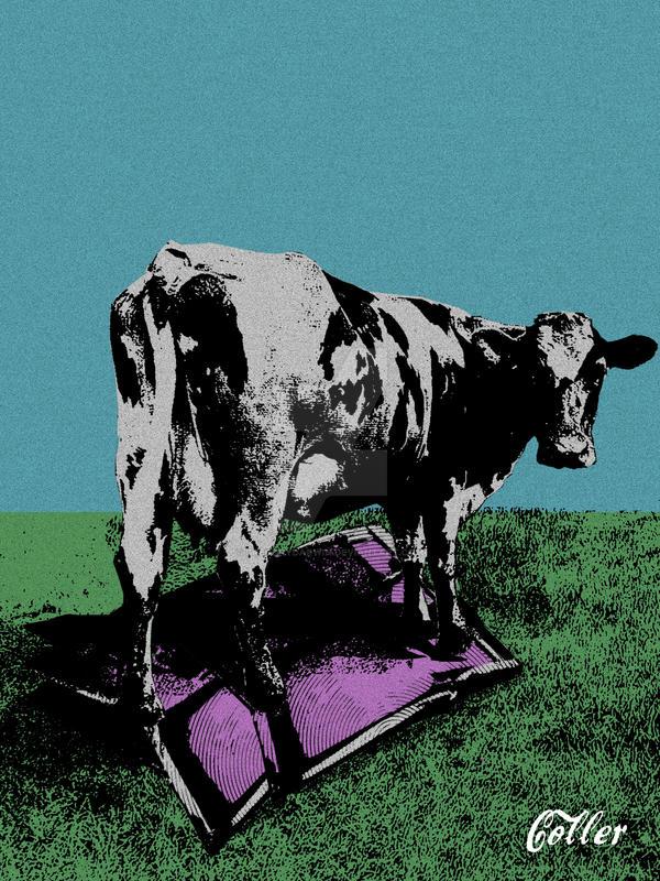 Vaca Arte by gregorydarwin