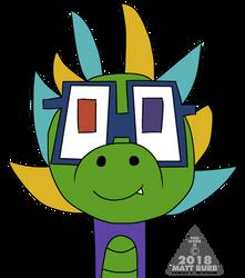 [GIFT] Tetrispriter's Dragonsona by TheYoshiState