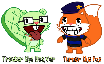Treeter/Turner Refs (made from official assets)