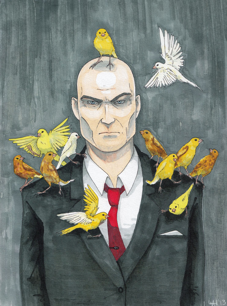 Hitman: Canaries by DarthShana
