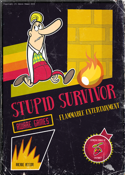 Stupid Survivor Out Now! (PC/Mac/Android) Box Art