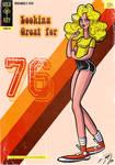 70s Pinup by LaserDatsun