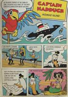 Captain Hadduck - Mermaid Island by LaserDatsun