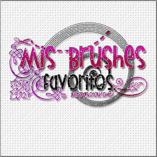 #.Mis Brushes Favoritos by SparksFearlees