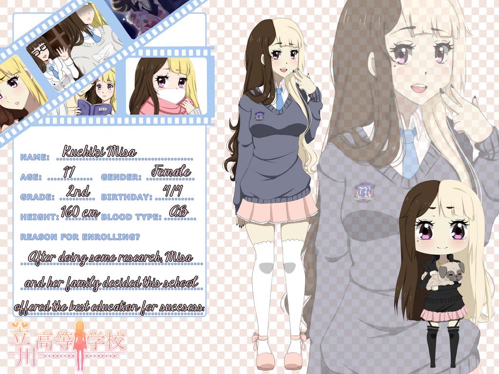 TH App: Kuchiki Misa [Revamped] by gorogoroiu