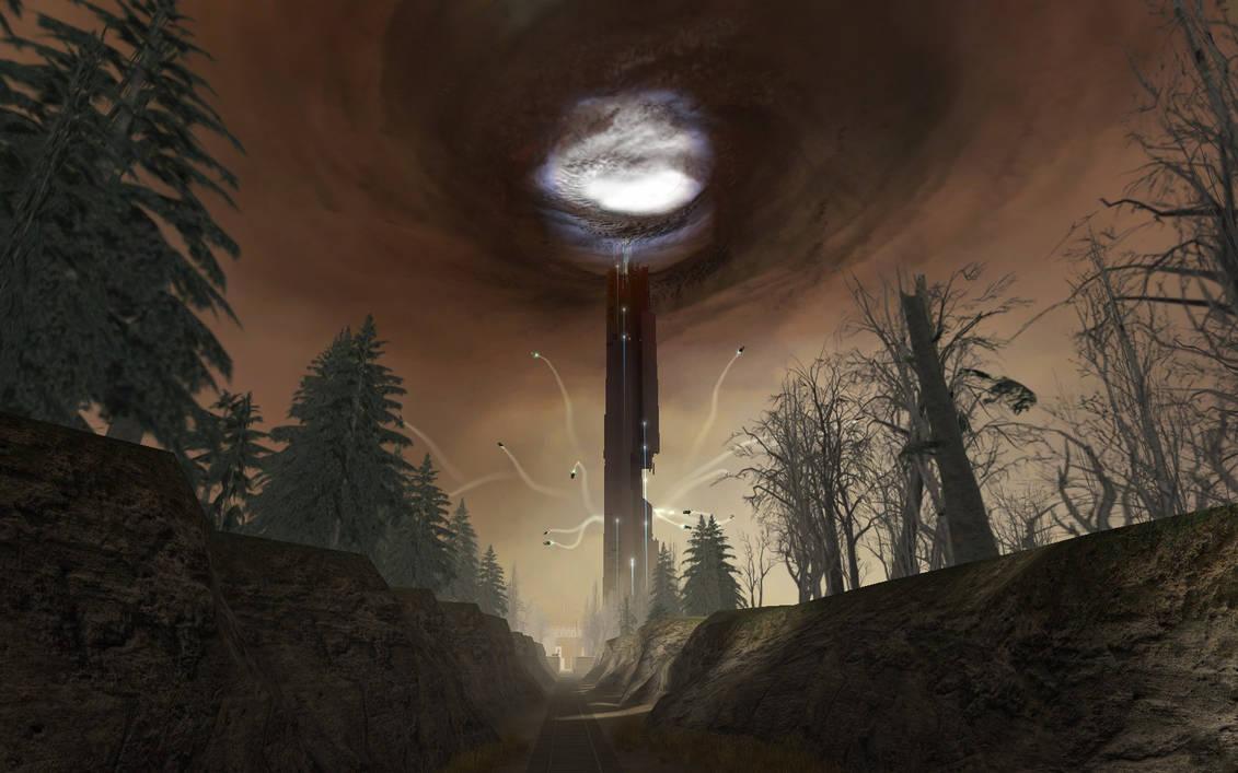 Half Life 2 Citadel Meltdown By Solidsnake160 On Deviantart