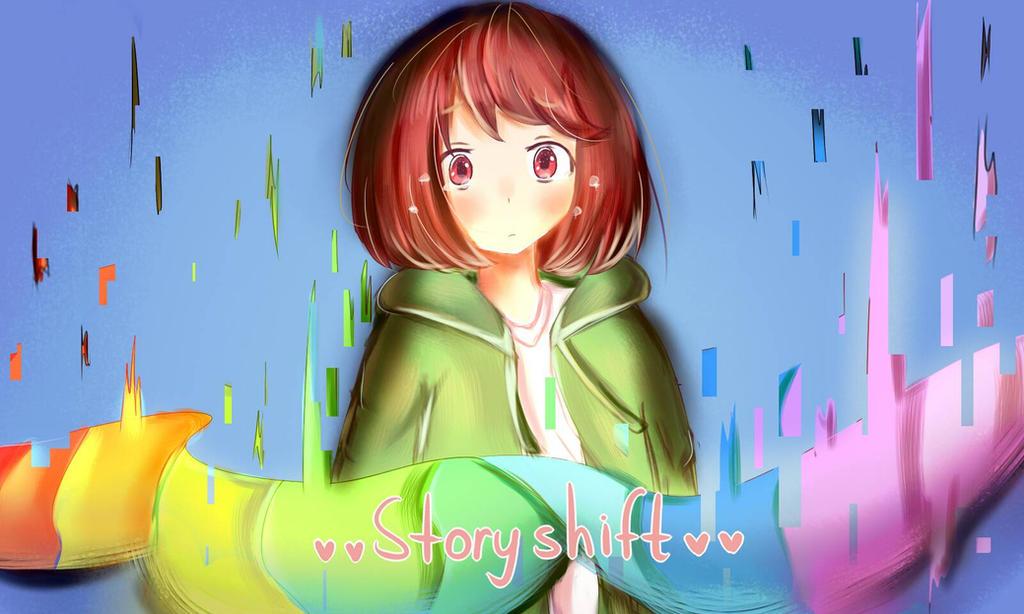 Storyshift (Undertale AU) by Yaniki