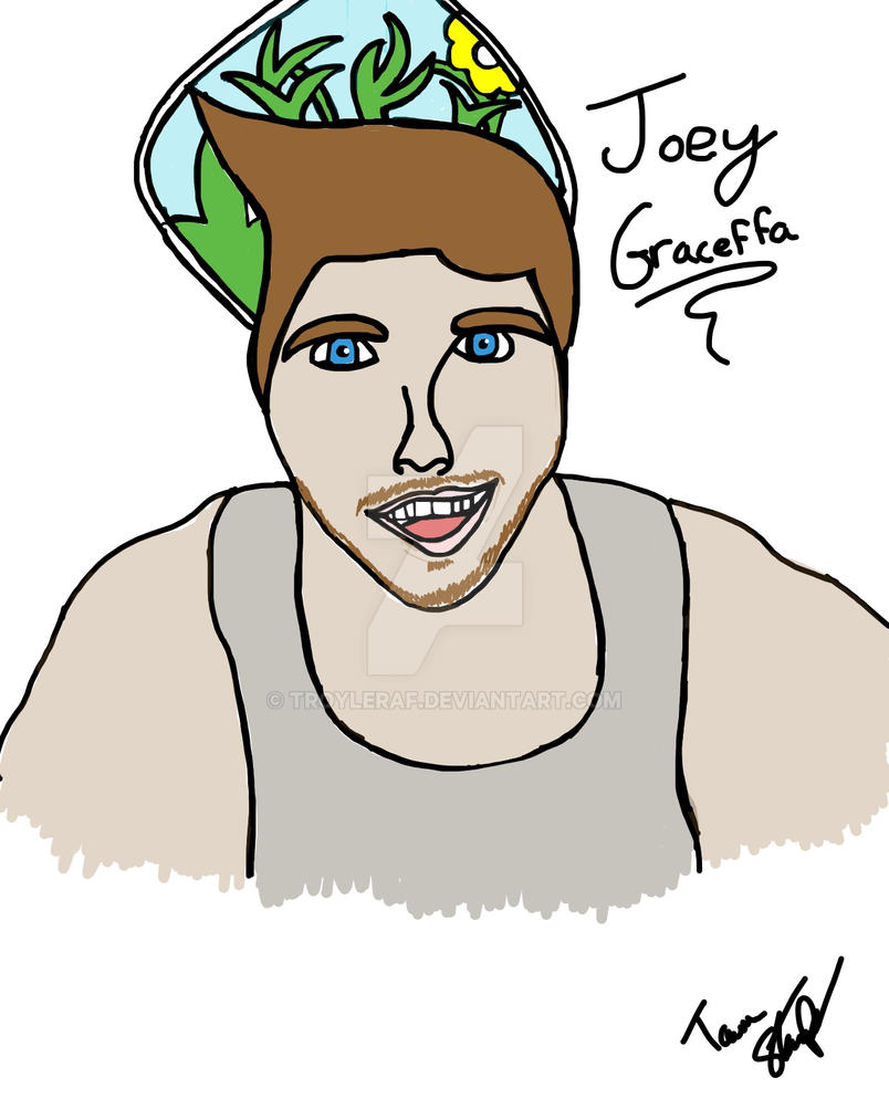 Joey Graceffa by Troyleraf
