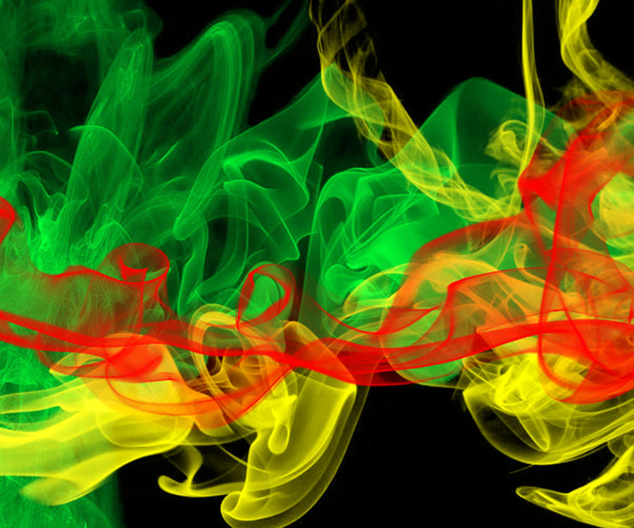 rasta smoke wallpaper moving - photo #1
