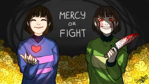 Mercy or Fight