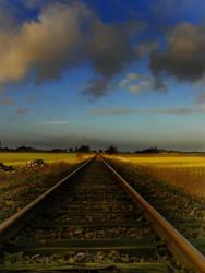railroad. by belvi