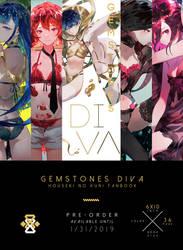 Gemstones Diva Pre-order! by Salmon88