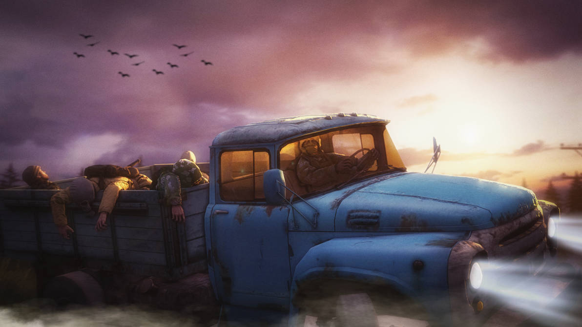 Truck of death (test)