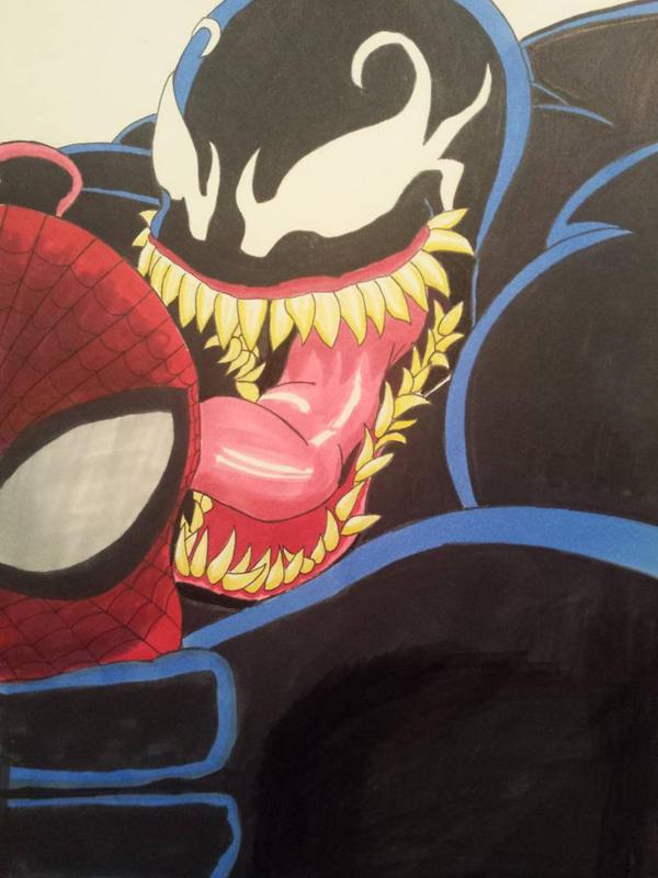Venom by revolverren