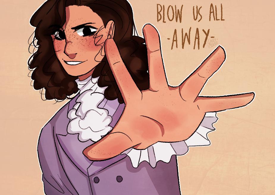 Blow Us All Away by CaseyKeshui on DeviantArt