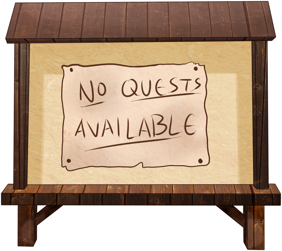 Quest Board by Plantpedia