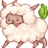 [LIVESTOCK] Adult Cotton Sheep by Plantpedia