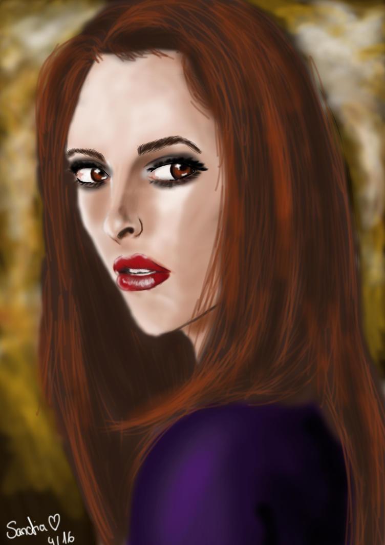 Claire Arrit.... Dragon Age OC by Sanctia