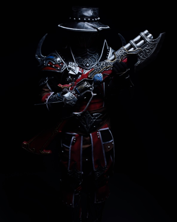 Warlord Armorset - RIFT Rogue by HS-Design-Cosplay