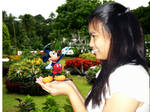 Mickey Mouse with me