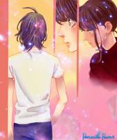 Tsubaki-chou lonely planet  - Kibikino and Fumi by Panecillo-Power