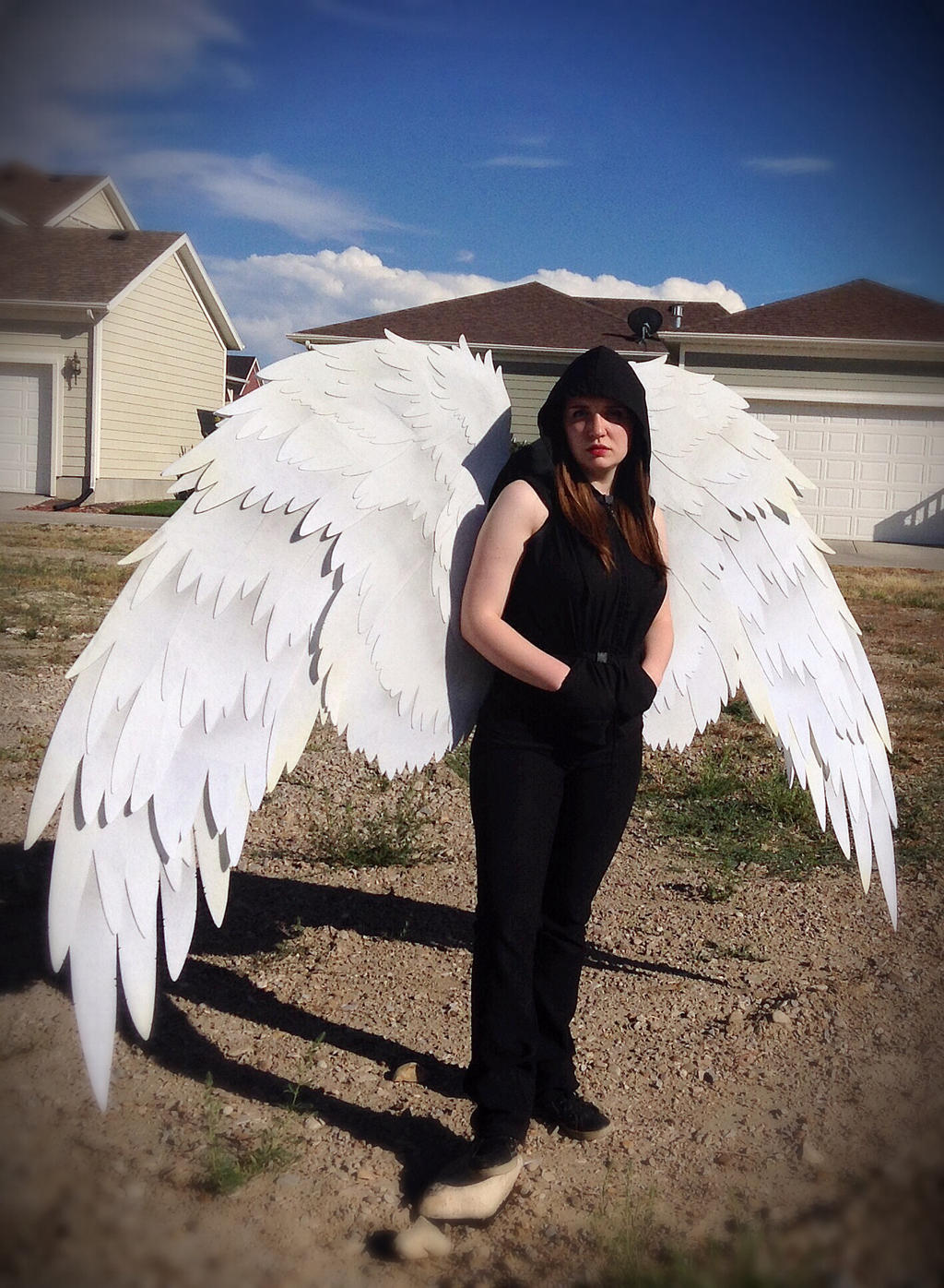 Avacyn Angel of Hope Cosplay Wings - Commission by ...