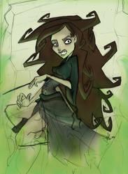 Bellatrix. by kinkei