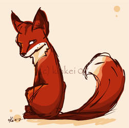 foxy by kinkei