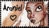 Araniel stamp by kinkei