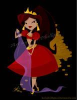 red Jasmine by kinkei