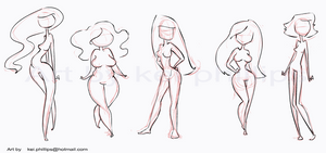 body shapes by kei