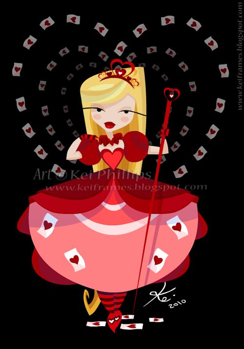 Red Alice by kinkei