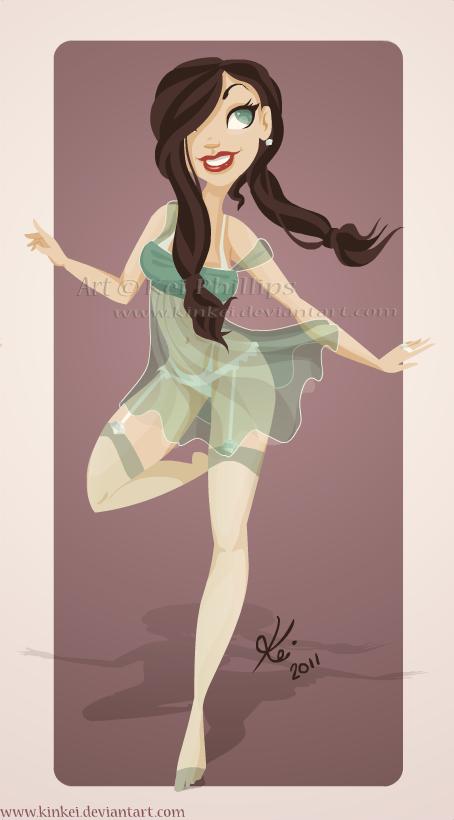 Dance baby dance by kinkei
