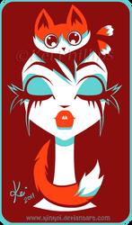 Faux Fox by kinkei