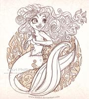 Mermaid... by kinkei