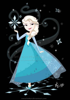 Elsa vector love