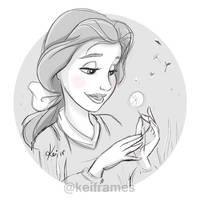 Belle by kinkei