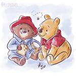 Paddington and Pooh