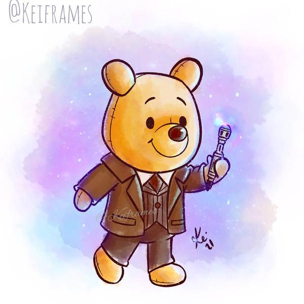 Dr Pooh Bear