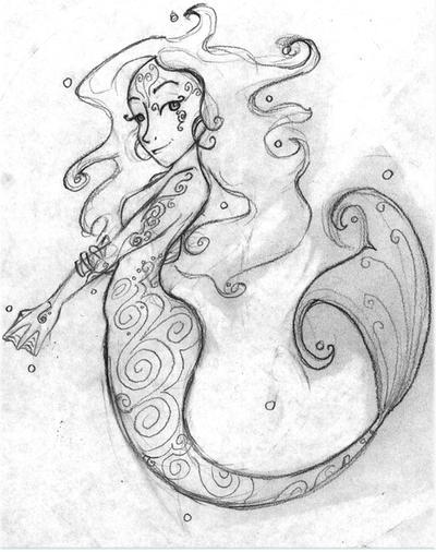Mermaid Me. by kinkei